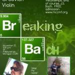 Breaking Bach Recital