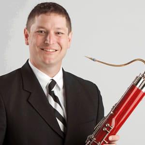 Eric Varner, bassoon