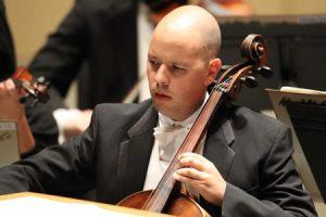 Igor Cetkovic, cello