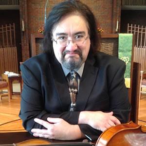 Nicolas Orbovich, violin
