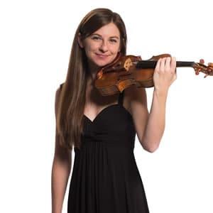 Rachel Brown, violin