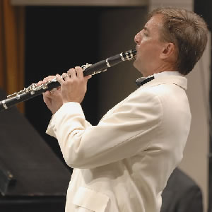 William King, Clarinet
