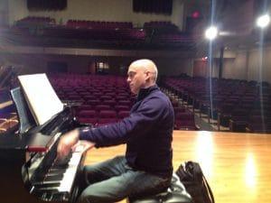 Paul Hamilton, piano