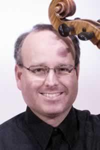 Brook Bennett - Cello