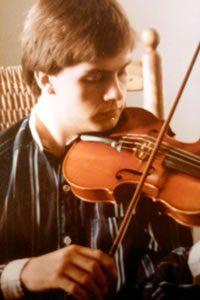 Richard Hendrix, violin