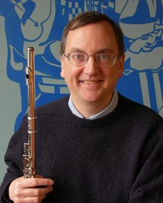 John Wachala, flute