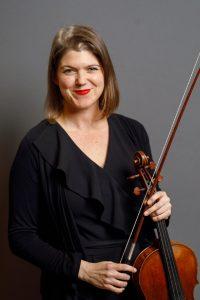 Rachel Goff, viola