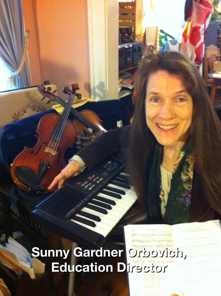 Sunny Gardner Orbovich